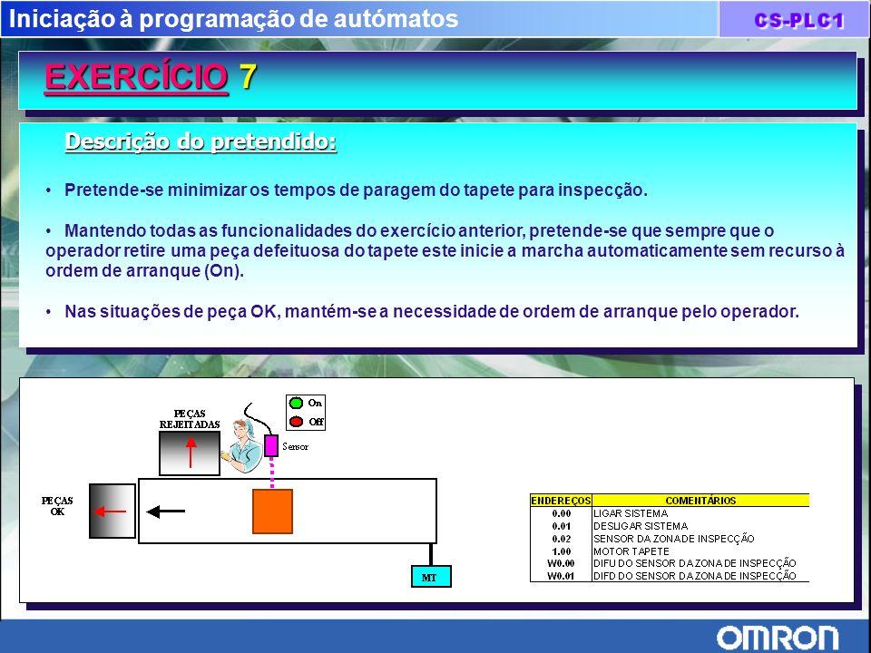 Iniciação à programação de autómatos