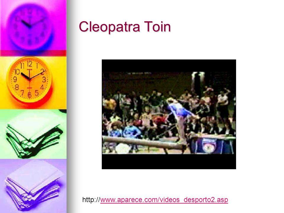 Cleopatra Toin http://www.aparece.com/videos_desporto2.asp