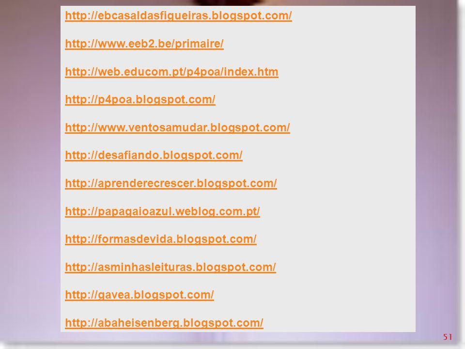 http://ebcasaldasfigueiras.blogspot.com/ http://www.eeb2.be/primaire/
