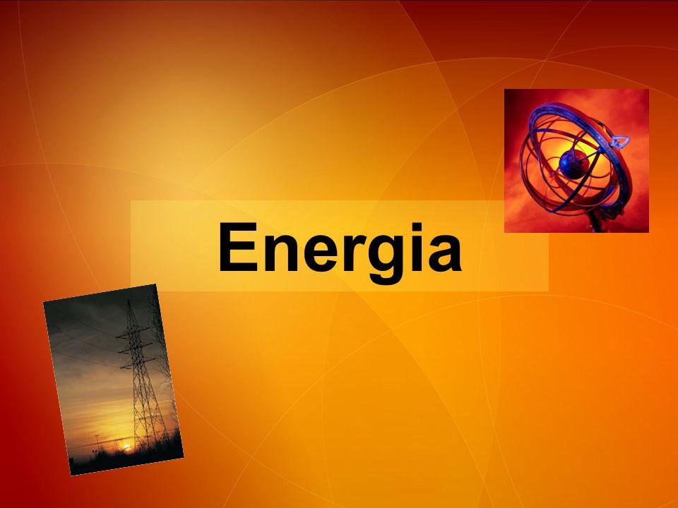 Energia Capacidade de gerar trabalho