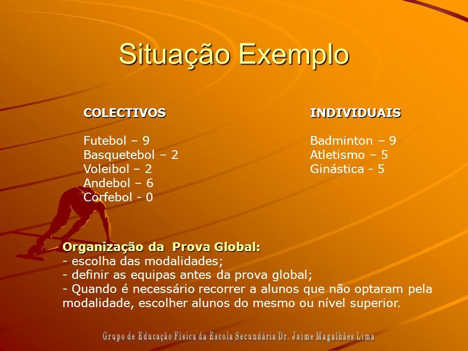 Grupo de Educação Física da Escola Secundária Dr. Jaime Magalhães Lima