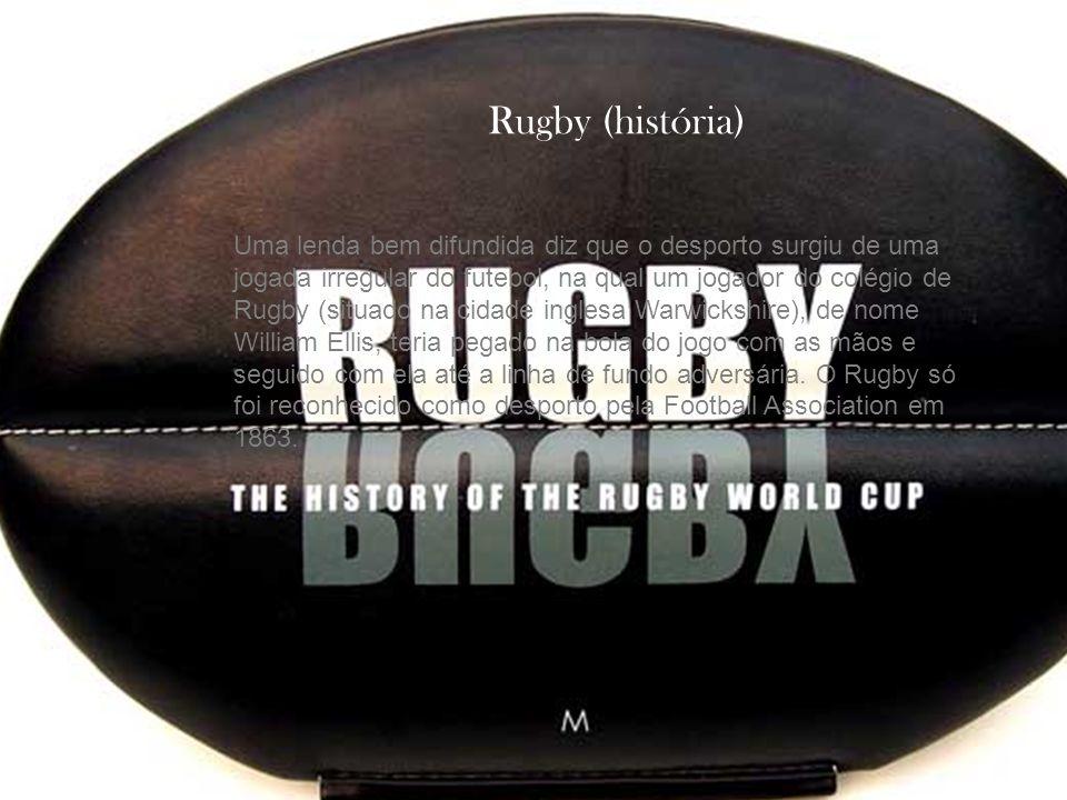 Rugby (história)