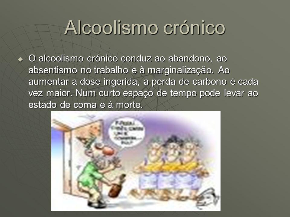 Alcoolismo crónico