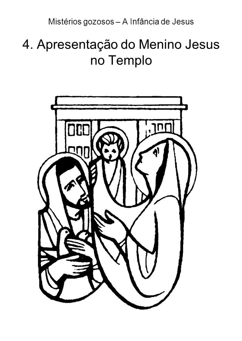 Mistérios gozosos – A Infância de Jesus 4