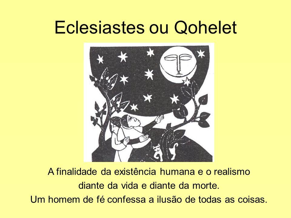 Eclesiastes ou Qohelet