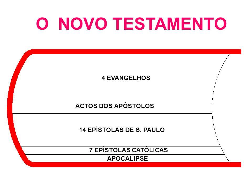 O NOVO TESTAMENTO 4 EVANGELHOS ACTOS DOS APÓSTOLOS
