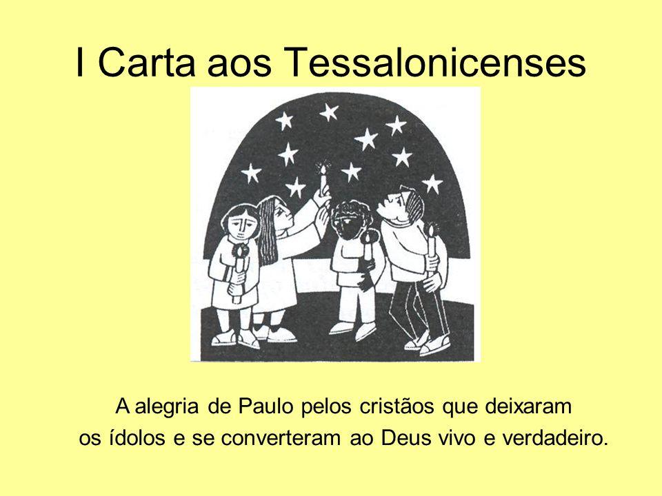 I Carta aos Tessalonicenses