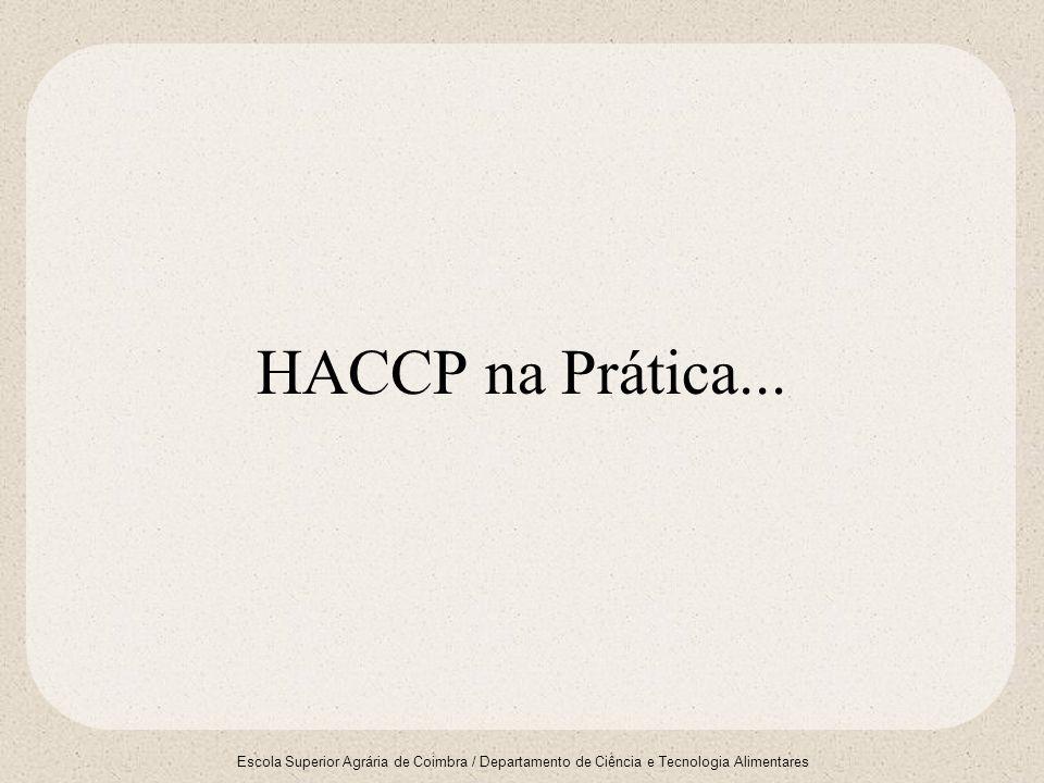 HACCP na Prática...