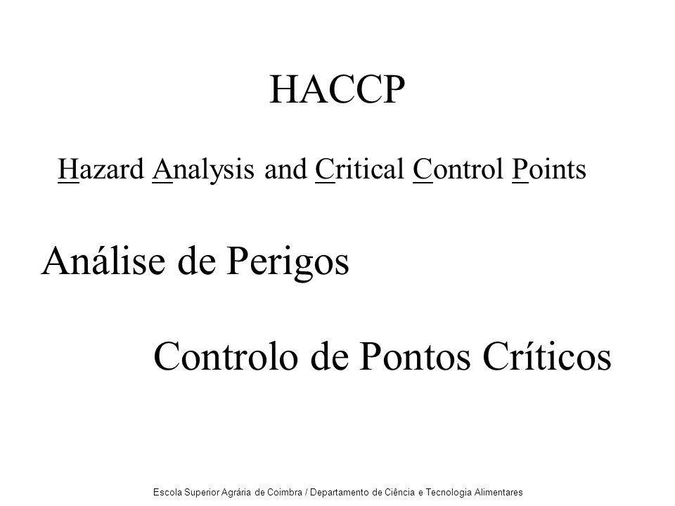 Controlo de Pontos Críticos