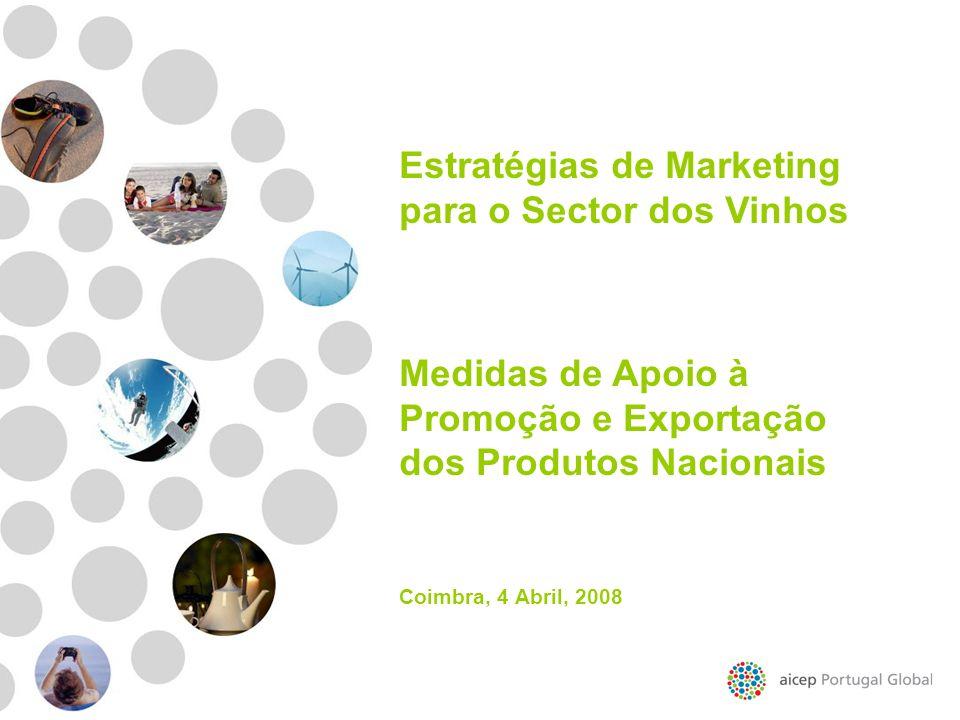 Estratégias de Marketing para o Sector dos Vinhos