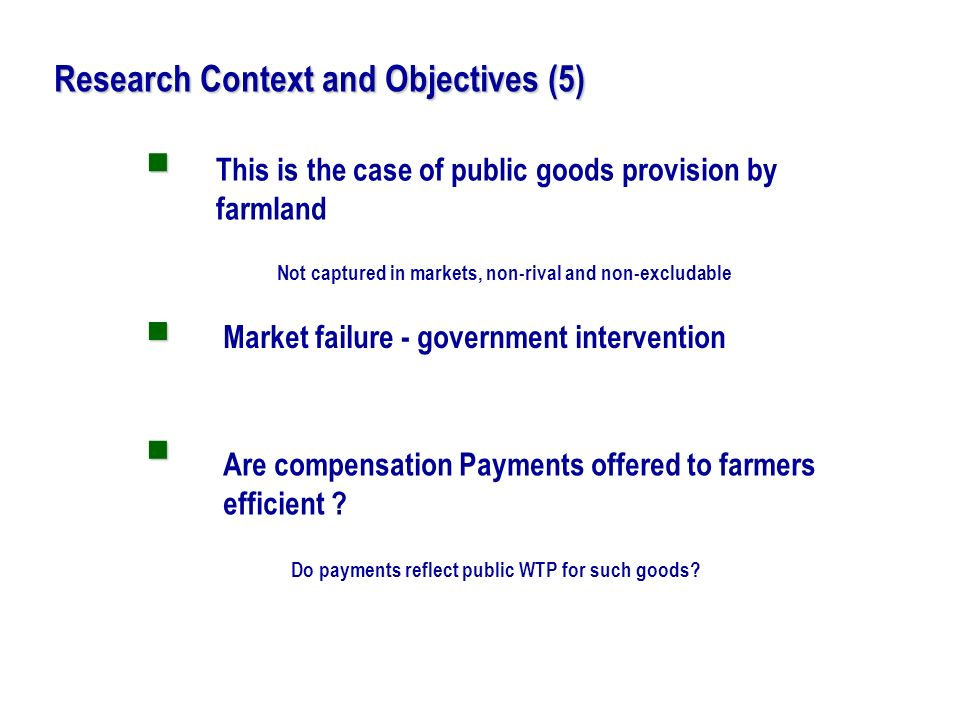 Research Context and Objectives (5)