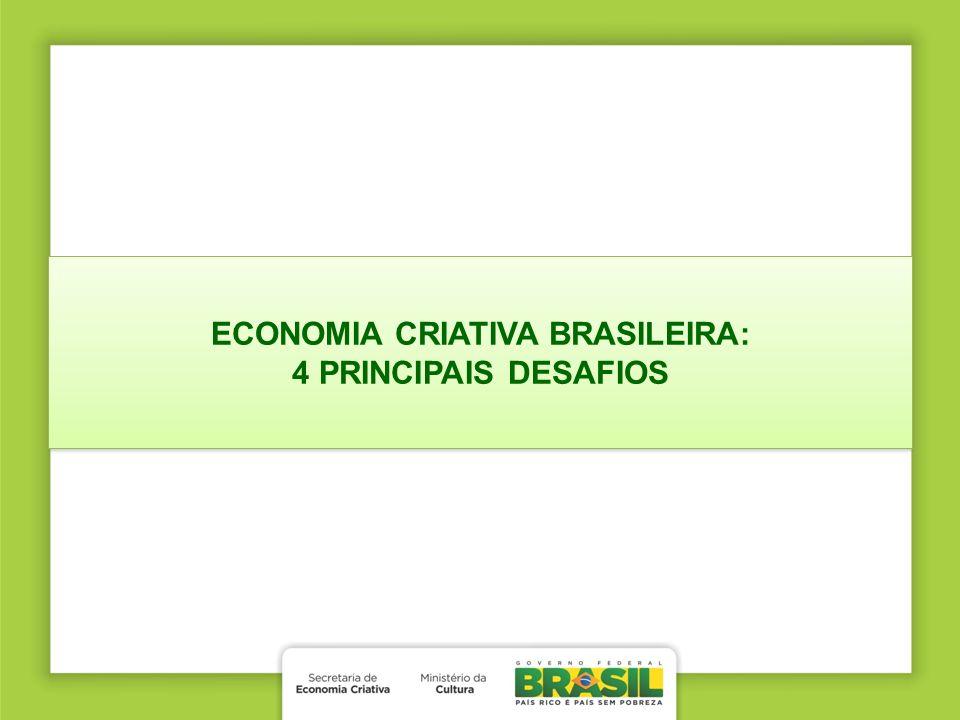 ECONOMIA CRIATIVA BRASILEIRA: