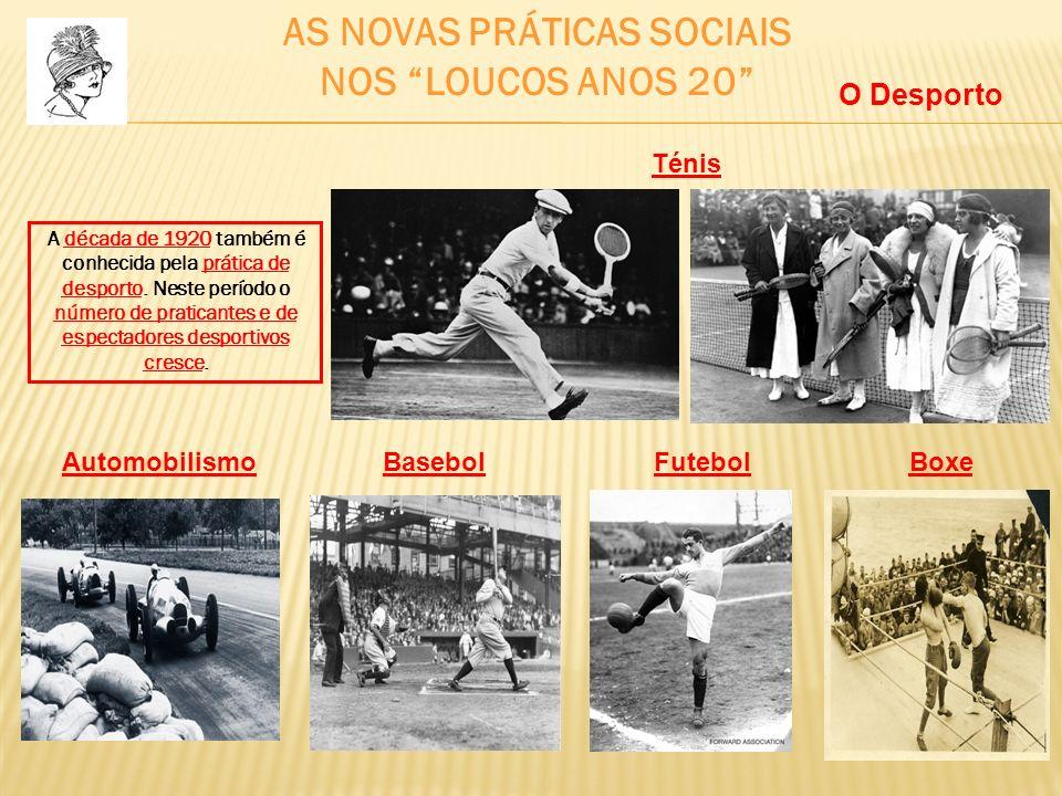 AS NOVAS PRÁTICAS SOCIAIS