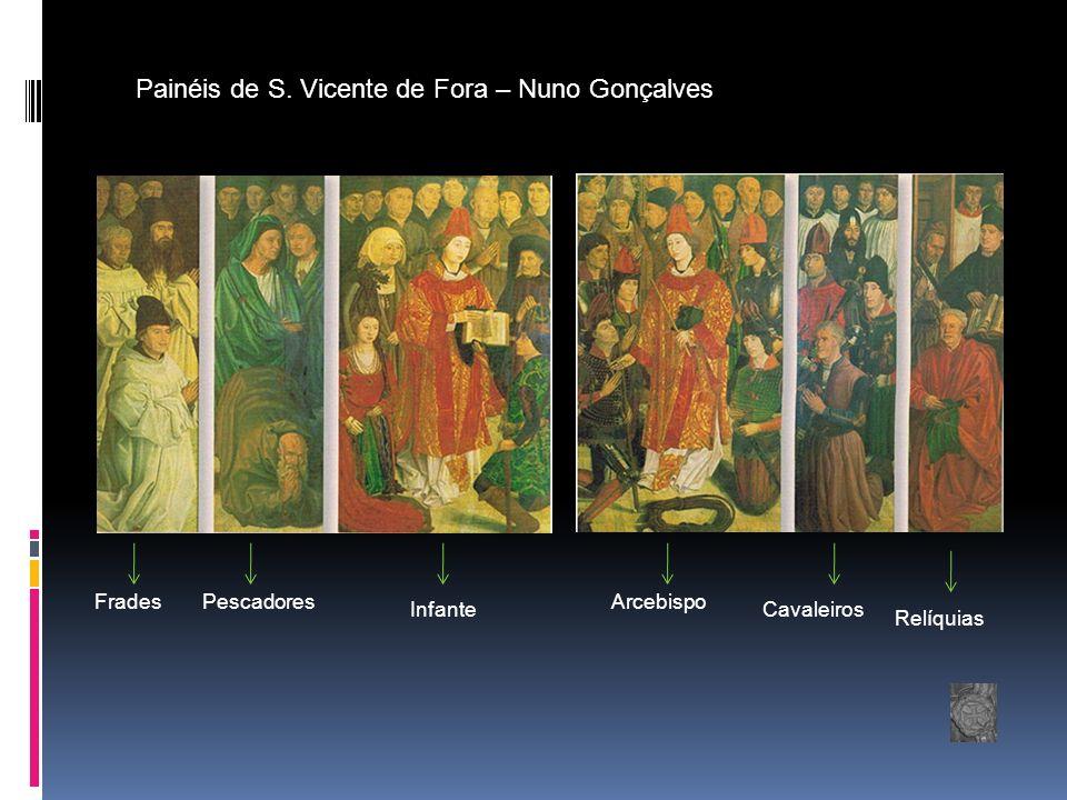 Painéis de S. Vicente de Fora – Nuno Gonçalves