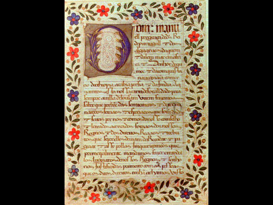 A necessidade de defender, povoar e explorar as terras do interior, principalmente junto à fronteira, fez com que fossem doadas, através de Carta de Foral, terras ao povo.
