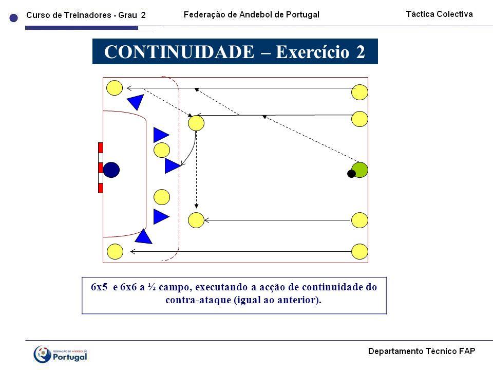 CONTINUIDADE – Exercício 2