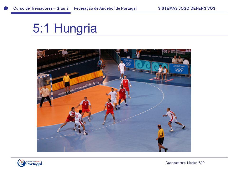 5:1 Hungria
