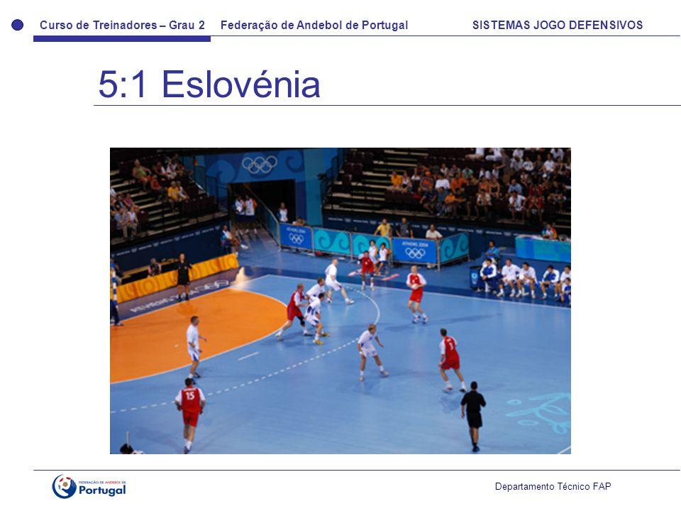 5:1 Eslovénia