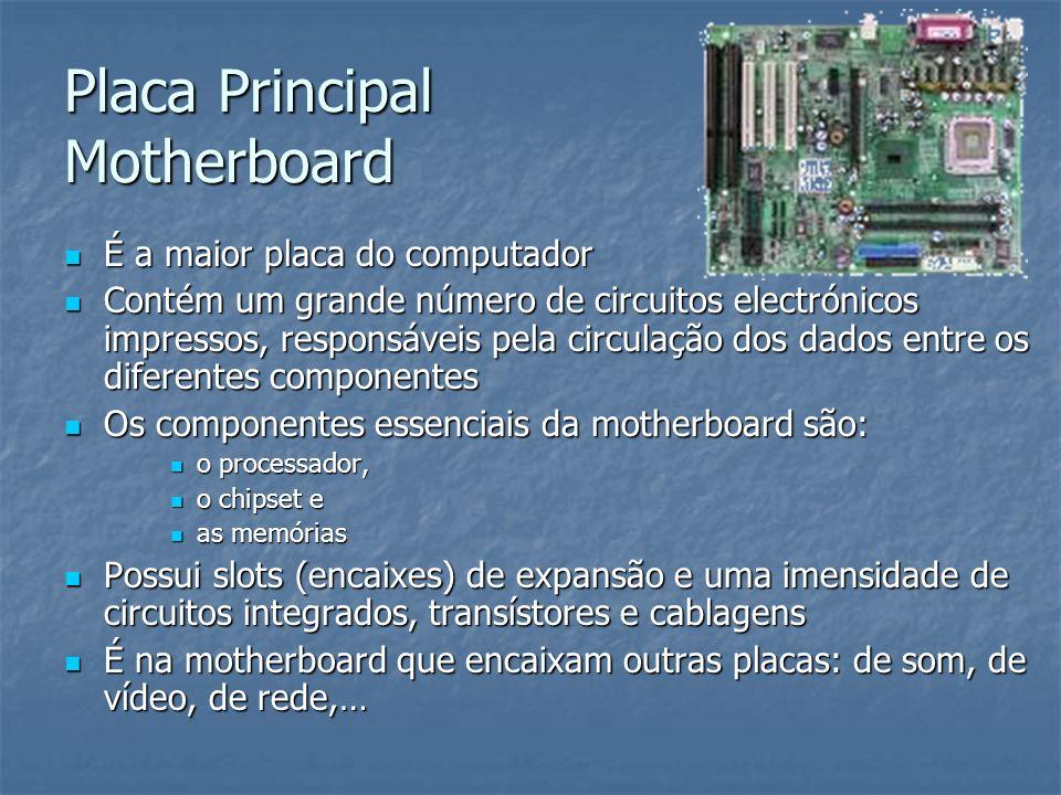 Placa Principal Motherboard