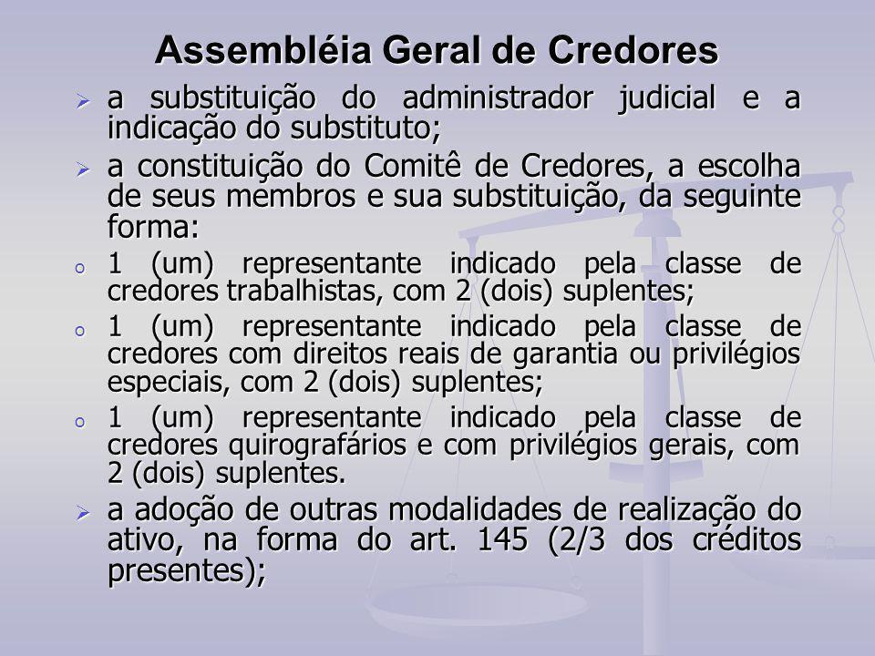 Assembléia Geral de Credores