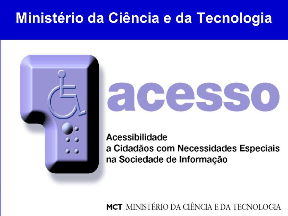 Ministério da Ciência e da Tecnologia