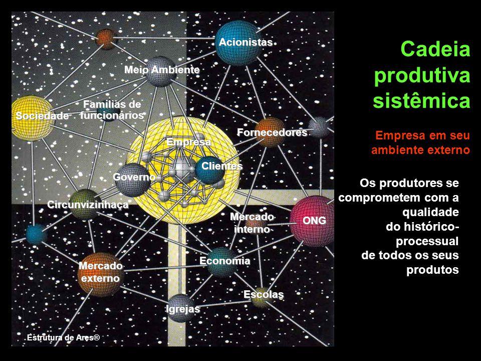 Cadeia produtiva sistêmica