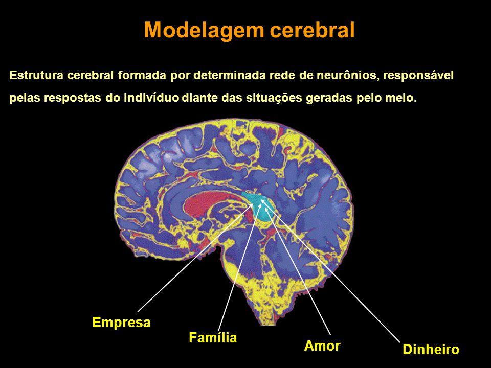 Modelagem cerebral Empresa Família Amor Dinheiro