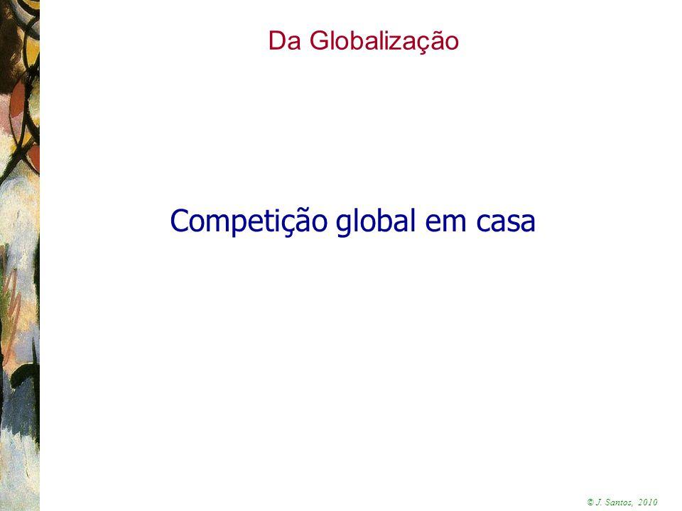 Competição global em casa