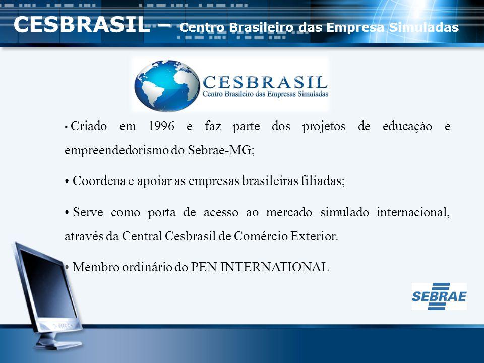 CESBRASIL – Centro Brasileiro das Empresa Simuladas
