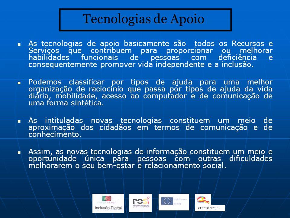 Tecnologias de Apoio