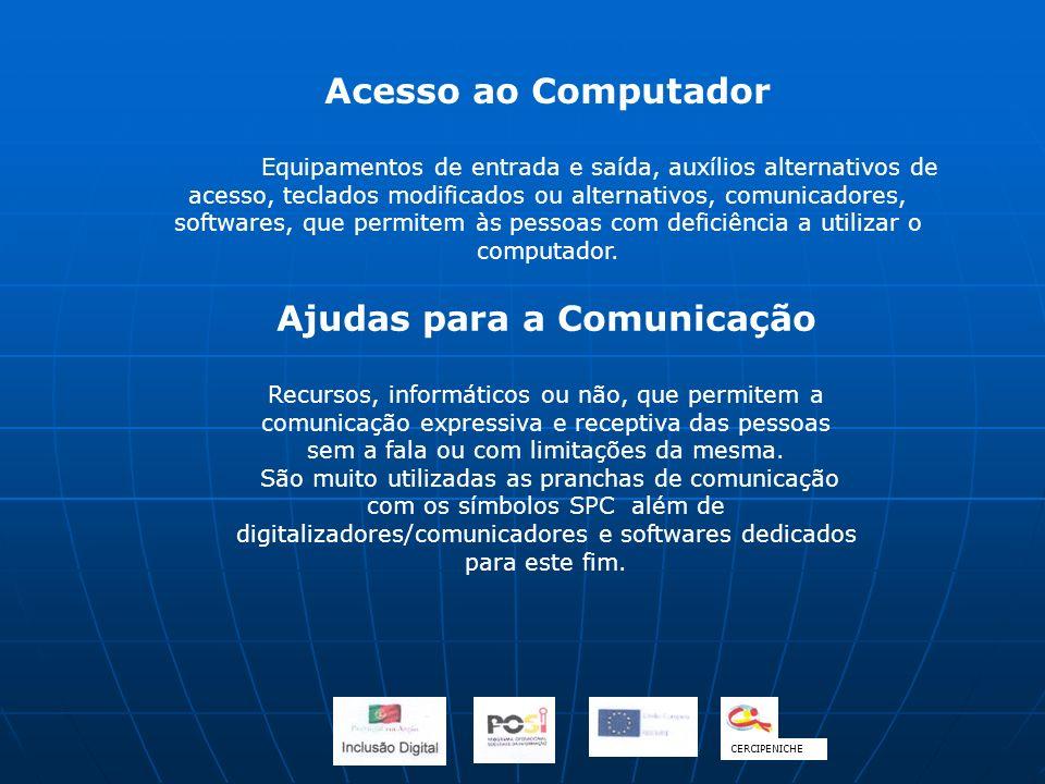 Ajudas para a Comunicação