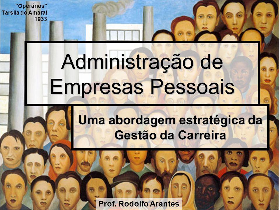 Administração de Empresas Pessoais