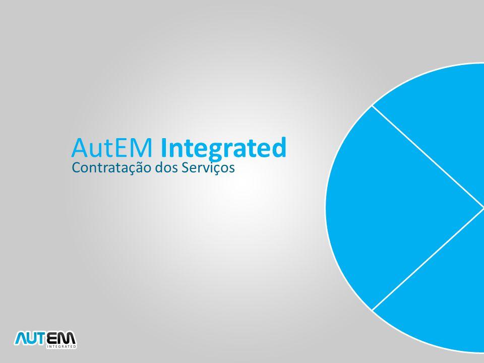 AutEM Integrated Contratação dos Serviços