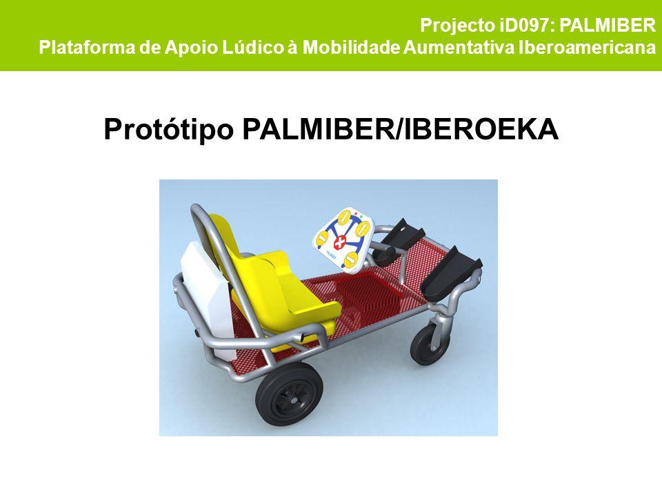 Protótipo PALMIBER/IBEROEKA