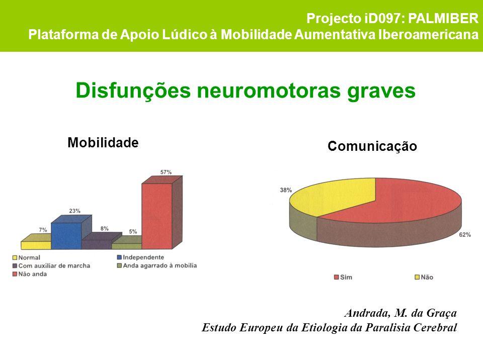 Disfunções neuromotoras graves