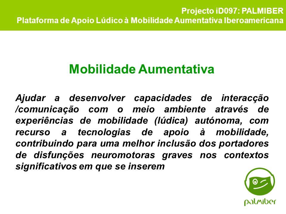 Mobilidade Aumentativa