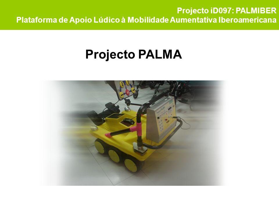 Projecto PALMA Projecto iD097: PALMIBER