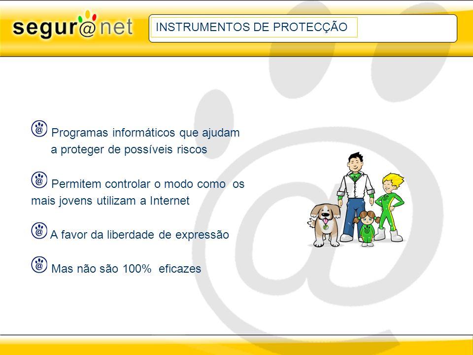 INSTRUMENTOS DE PROTECÇÃO