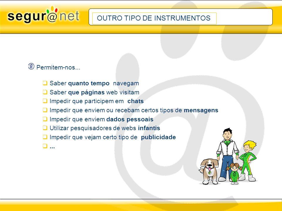 OUTRO TIPO DE INSTRUMENTOS