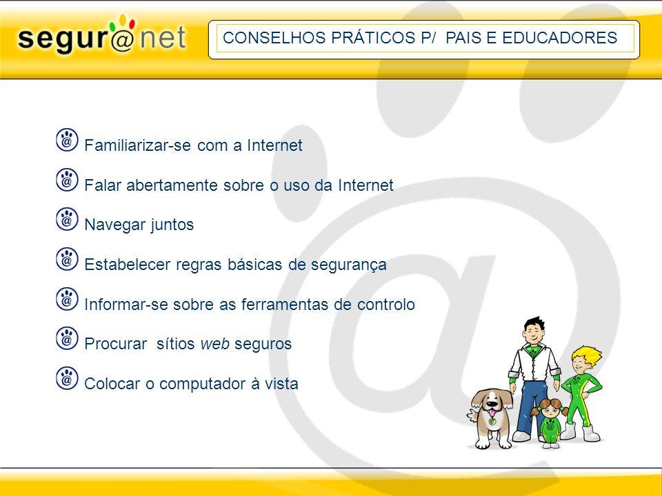 CONSELHOS PRÁTICOS P/ PAIS E EDUCADORES