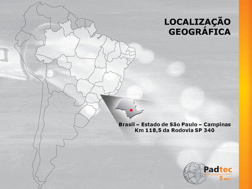 Brasil – Estado de São Paulo – Campinas