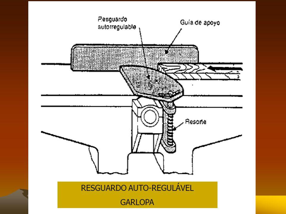 RESGUARDO AUTO-REGULÁVEL