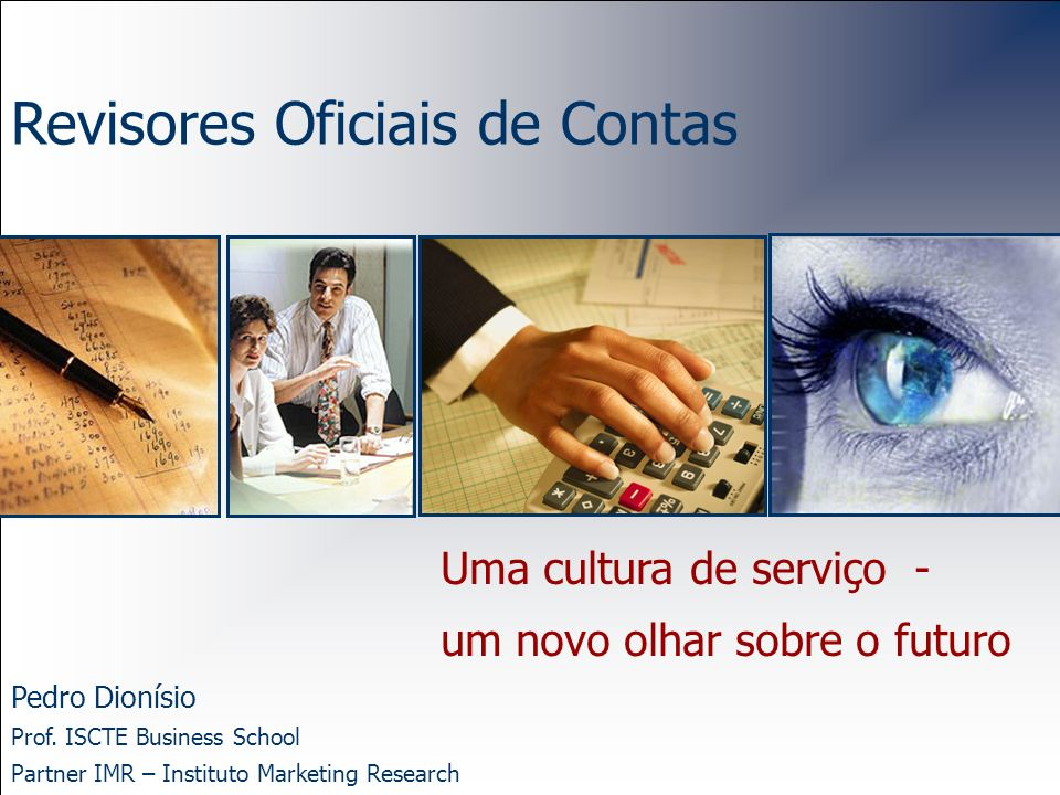 Revisores Oficiais de Contas