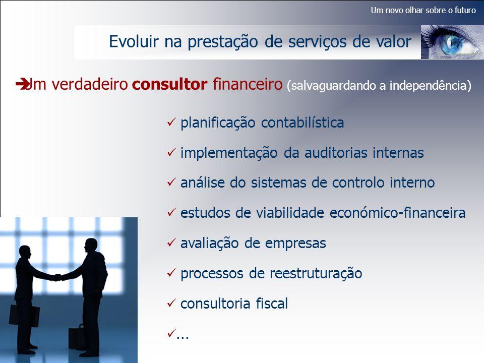 Evoluir na prestação de serviços de valor
