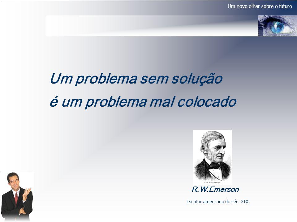 Um problema sem solução é um problema mal colocado