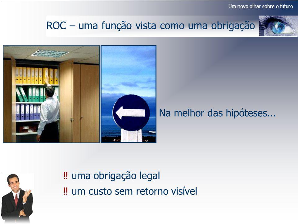 ROC – uma função vista como uma obrigação