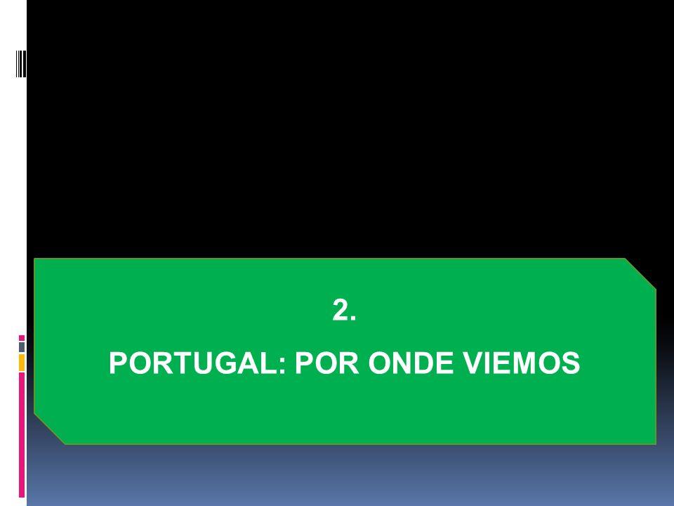 PORTUGAL: POR ONDE VIEMOS