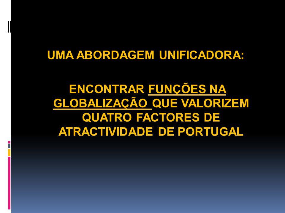 UMA ABORDAGEM UNIFICADORA: