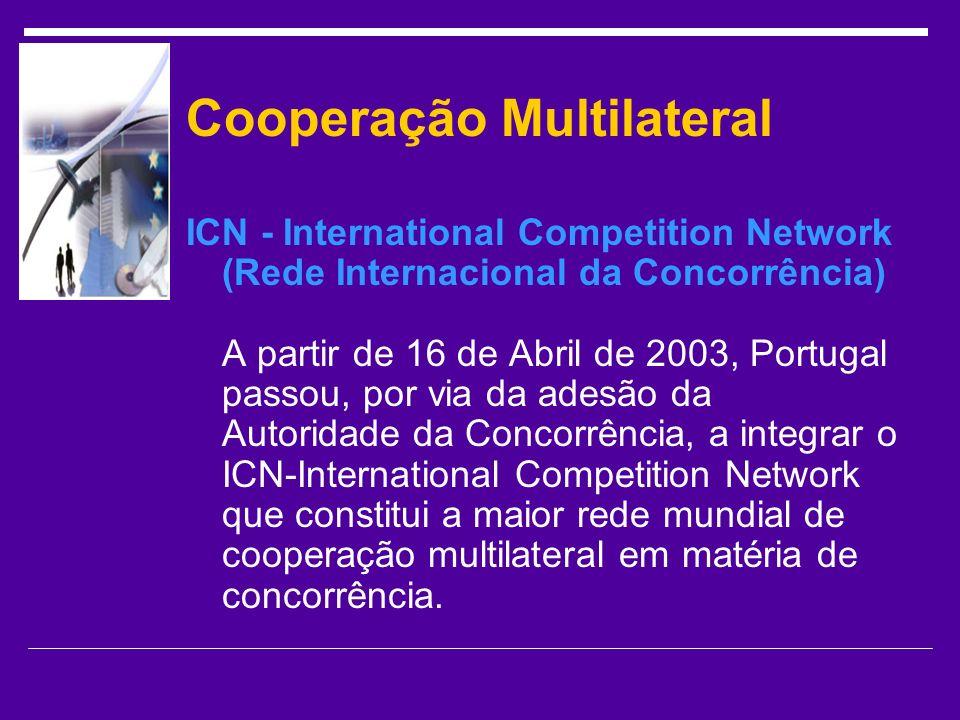 Cooperação Multilateral