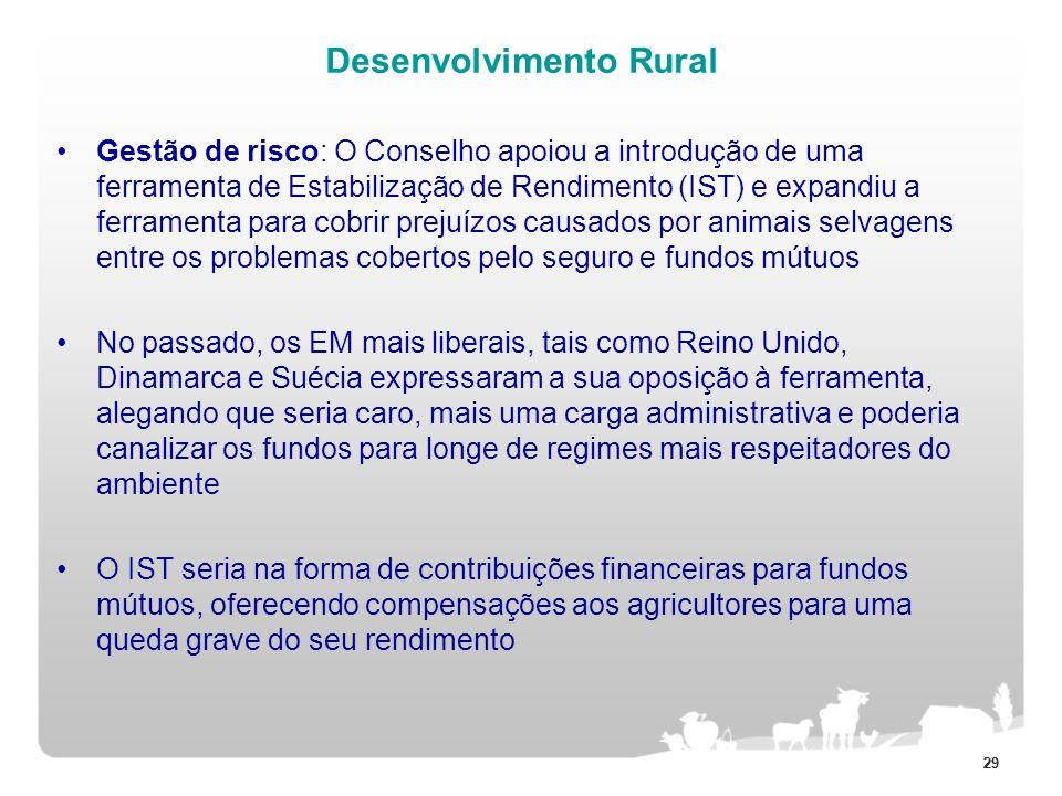 Desenvolvimento Rural